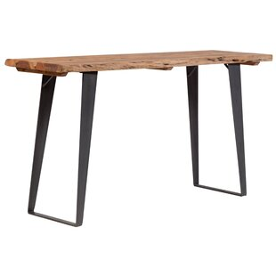 Union Rustic Lawing Console Table