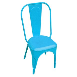 Acushnet Stacking Patio Dining Chair by Ebern Designs