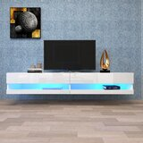 Floating TV Stand for TVs up to 70 by Orren Ellis