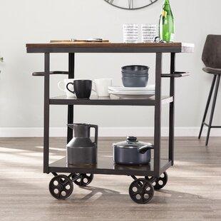 Elystan Kitchen Cart By Blue Elephant