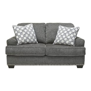 Dermott Loveseat by Darby Home Co Savings