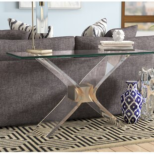 Wade Logan Victor Console Table