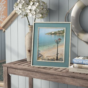 266d6332f85 Coastal Picture Frame. by Beachcrest Home