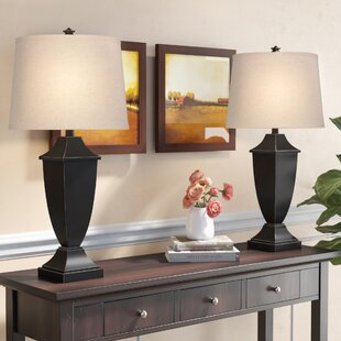 Anastacia Plastic 30 Standard Lamp (Set of 2)