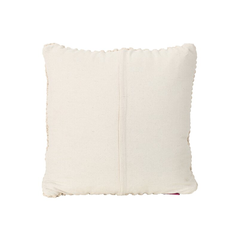 Gracie Oaks Christabel Square Cushion With Filling Reviews Wayfair