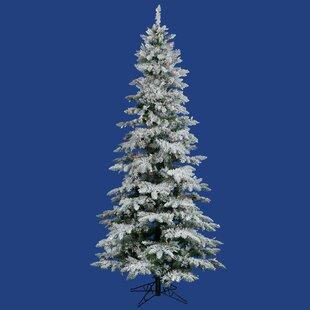 12 Ft Slim Christmas Tree | Wayfair