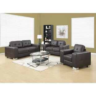 Monarch Specialties Inc. Configurable Living Room Set