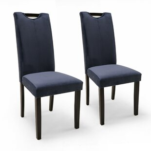 Danas Upholstered Dining Chair (Set of 2) Red Barrel Studio