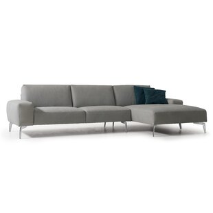 Funon Leather Sectional