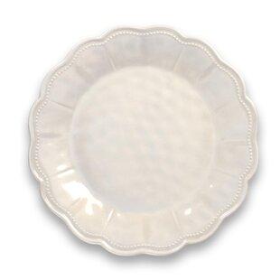 Saville Scallop 28cm Melamine Dinner Plate (Set Of 4) By Tar Hong
