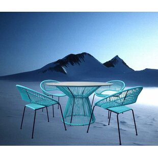 Ehrlich 5 Piece Dining Set by Ivy Bronx