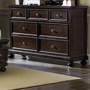 Colston 7 Drawer Double Dresser by Darby Home Co