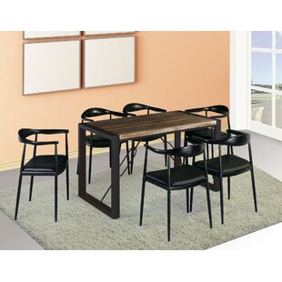 Beeley 7 Piece Dining Set by Ivy Bronx