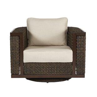 Gracie Oaks Asphodèle Wicker Patio Chair..