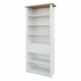 St Ives Bookcase By Beachcrest Home