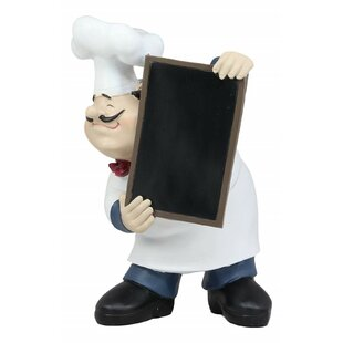 Fat Italian Chef Statue Wayfair
