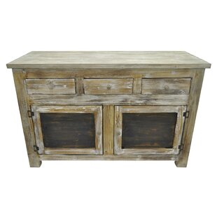 Penzance Wood 3 Drawer Accent Cabinet by Rosecliff Heights