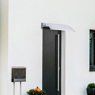 Alek Window Front Door 0.8 X 0.6m Awning By Sol 72 Outdoor