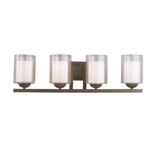 Latitude Run Saver 4-Light Vanity Light