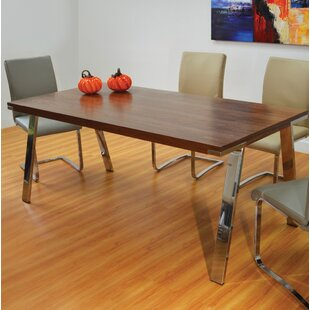 Donald Dining Table by Wrought Studio