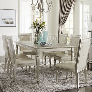 Whitford 7 Piece Extendable Dining Set by Willa Arlo Interiors Cheap