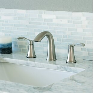 Miseno Bella Widespread Bathroom Faucet with Drain Assembly