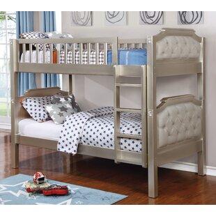Look for Elko Twin Bunk Bed ByHarriet Bee