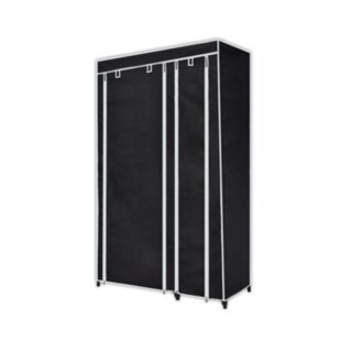 110cm Wide Portable Wardrobe By Wayfair Basics