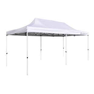The Party 20 Ft. W x 10 Ft. D Steel Pop-Up Party Tent by GigaTent