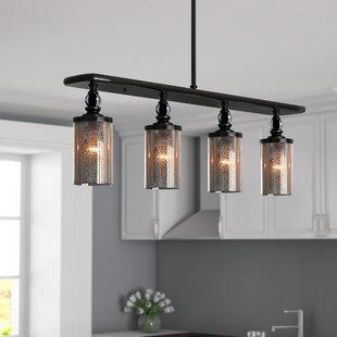 Clay 4-Light Kitchen Islan..