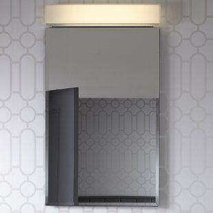 Compare prices PL Series 23.25 x 39.38 Recessed or Surface Mount Medicine Cabinet By Robern