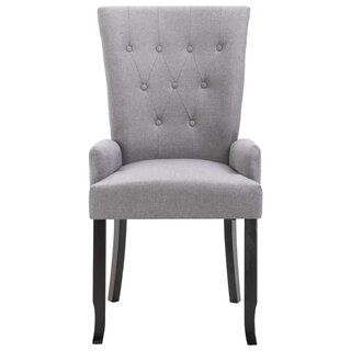 Ariah Upholstered Dining Chair by Ebern Designs SKU:EB432095 Information