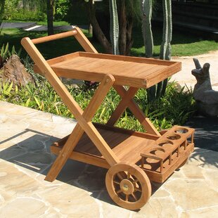 Bar Serving Cart By Sol 72 Outdoor