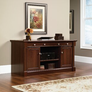 Puma Credenza Desk by Breakwater Bay Cool