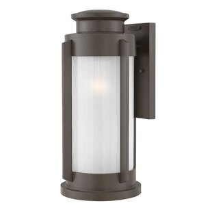 Provencher 1-Light Outdoor Wall Sconce by Brayden Studio