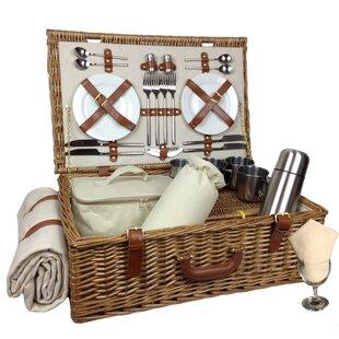 Beachcrest Home Picnic Baskets
