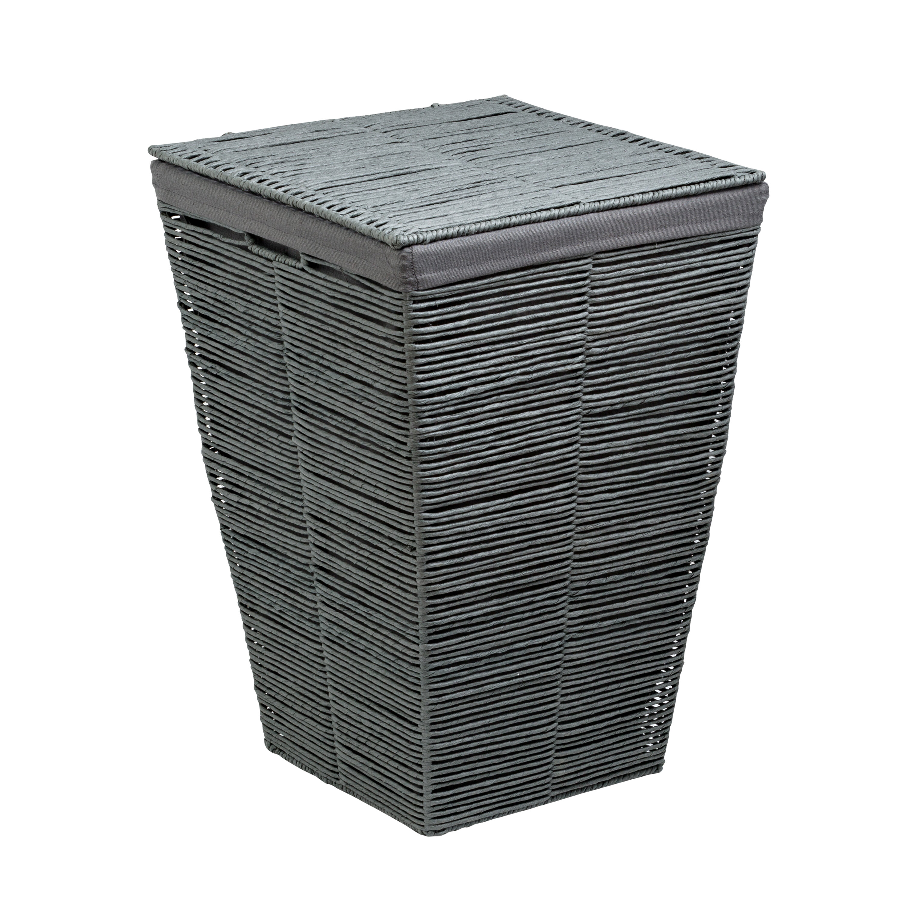 Laundry Hamper with Lid & Reviews | Joss & Main