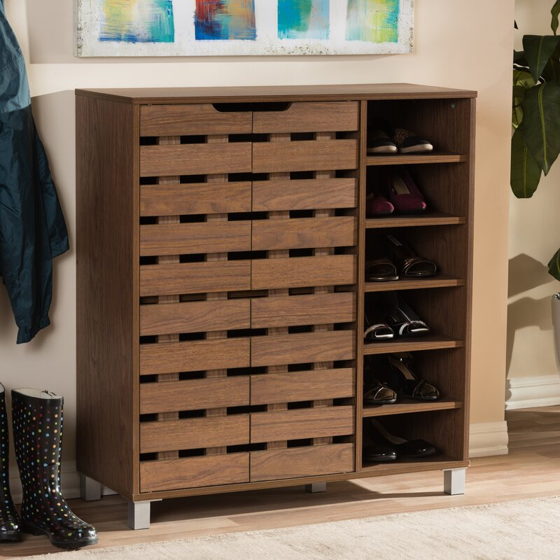 shoe cabinet furniture. 18-Pair Shoe Storage Cabinet Furniture X