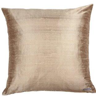 Elinor Dupion Silk Throw Pillow
