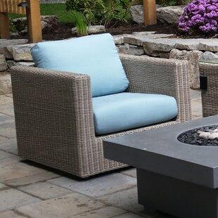 E9-Halo Maui Club Chair with Cushions