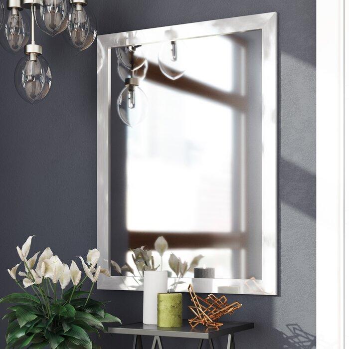 Miroir d\'accent moderne et contemporain