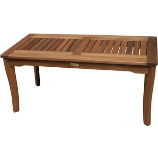 Roseland Solid Wood Coffee Table