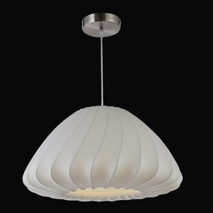 Legion Furniture 1-Light Bowl Pendant