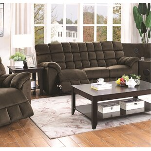 Shop For Liddel Reclining Sofa by Latitude Run Reviews (2019) & Buyer's Guide