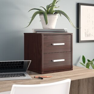Find for Adah 2 Drawer Lateral Filing Cabinets by Ebern Designs