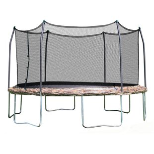 Skywalker Trampolines Camo 12' Trampoline and Enclosure