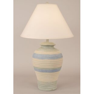 Coastal shutter table lamp wayfair coastal living 29 table lamp aloadofball Image collections