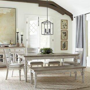 Goshen 6 Piece Dining Table Set