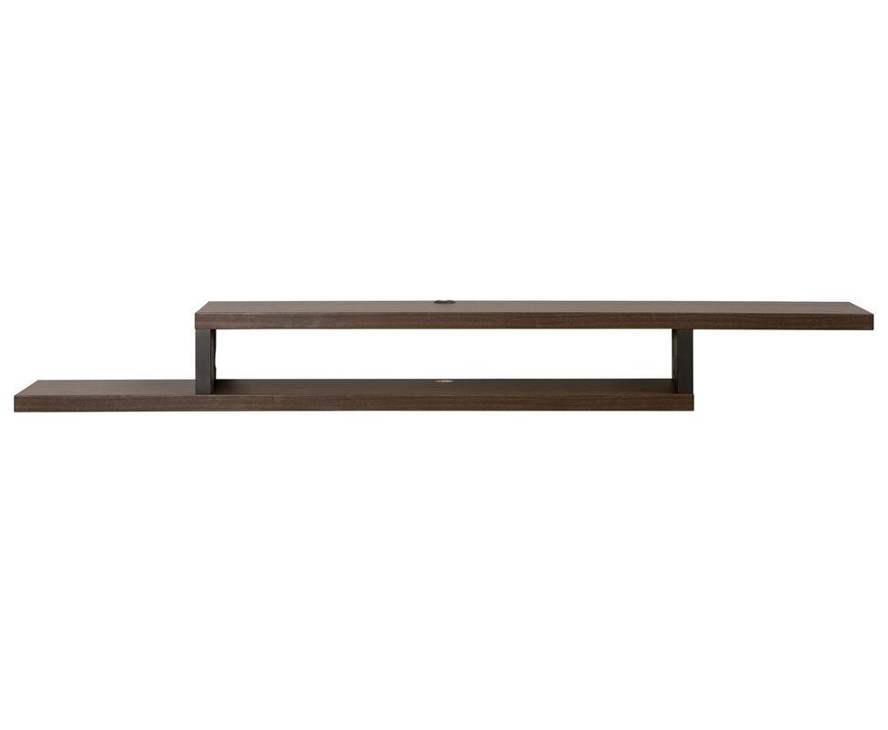 "Tv Wall Mount And Shelf: Martin Home Furnishings Ascend 72"" Asymmetrical Wall"