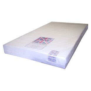 Crews Freshtec Starter Foam Cotbed Mattress By Isabelle & Max
